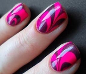 Captura de pantalla 2012 04 02 a las 02.58.45 Esmalte de uñas con agua: Haz tus propias creaciones con la técnica Marble