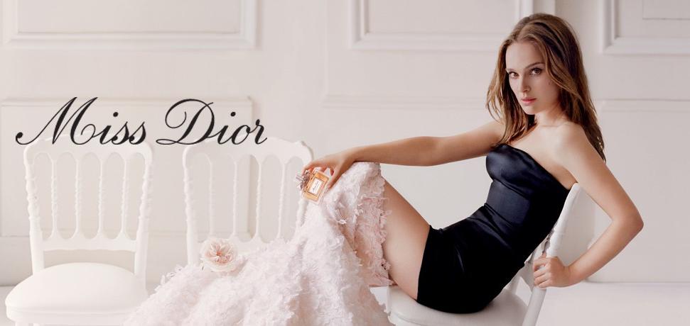 MISSM DIOR3 Natalie Portman y François Demachy nos muestran como es Miss Dior