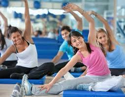 ejercicio23 Tonificación y estiramientos en fitness