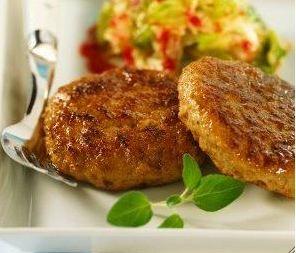 hamburguesa1 Hamburguesas #veggie o nuggets vegetales con lentejas