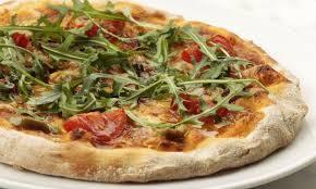 pizza4 Pizza con verduras y hortalizas, ¡Viva la dieta mediterránea!