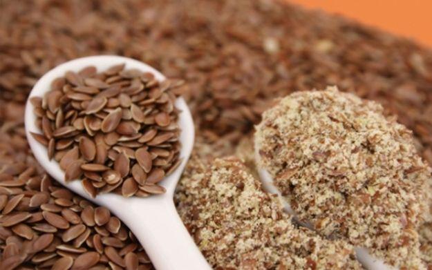 semillas de lino o linaza