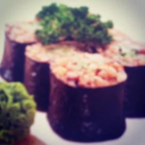 sushi 300x300 Cómo hacer makis de sushi con arroz integral y alga nori en Macrobiótica