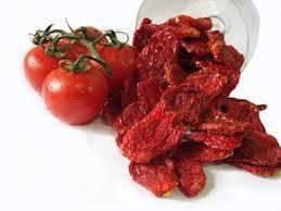 tomate13 Mini tomates secos, maxi nutrientes saludables