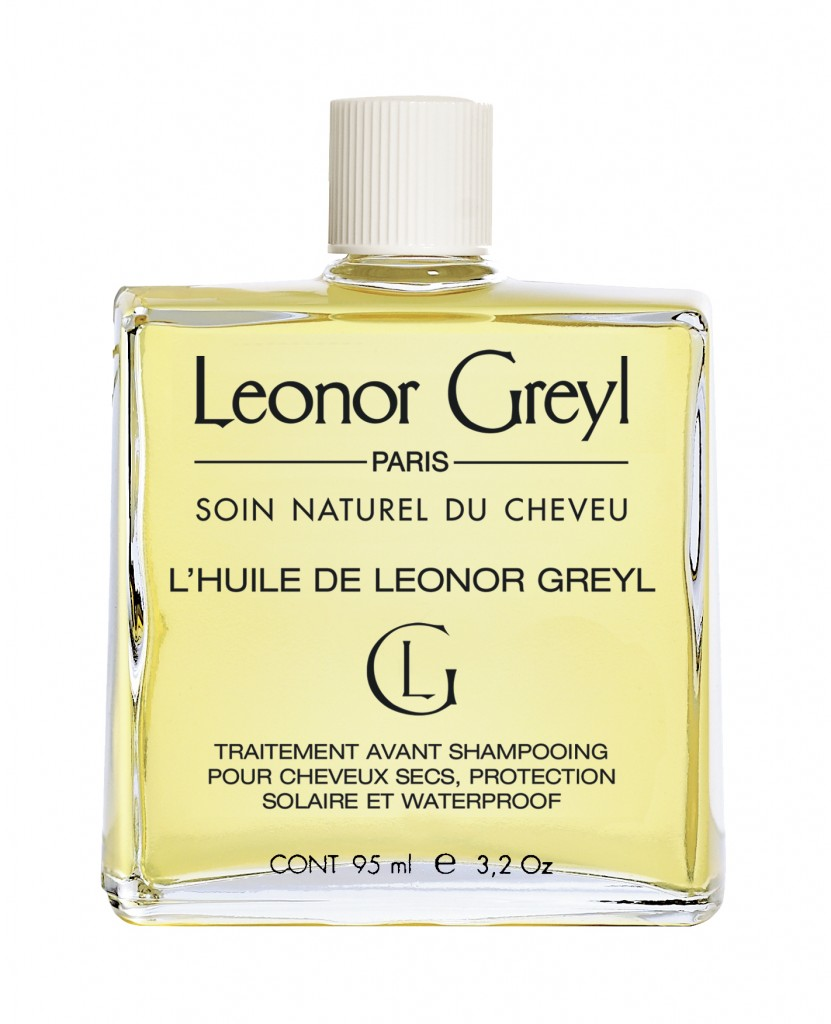 Huile de Leonor Greyl FR