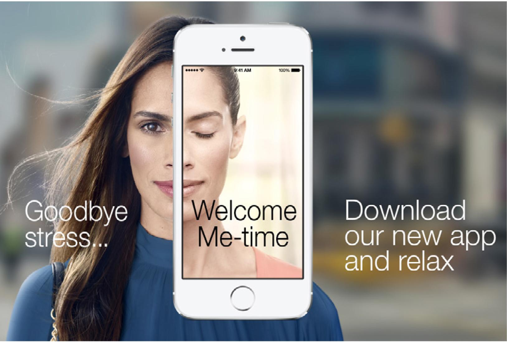 App RITUALS para meditar en casa (Respira, relájate y disfruta)