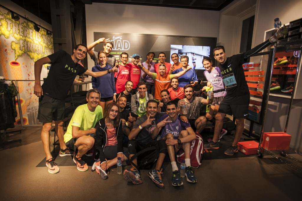 Nike+ Run Club Madrid