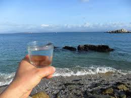 agua de mar