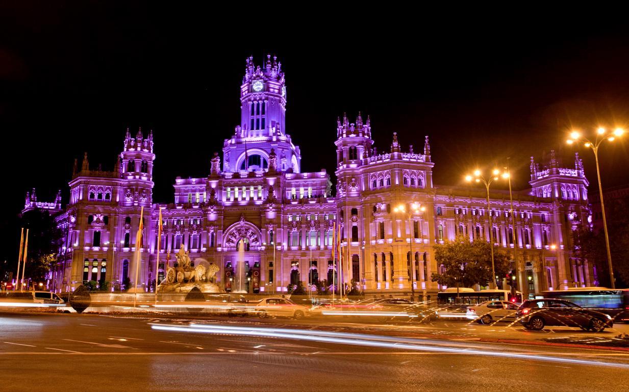 Madrid vivir bien es un placer for Destinos turisticos espana
