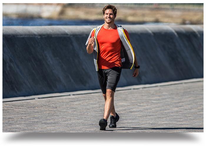 Marcha deportiva: más que andar y menos que correr (o #